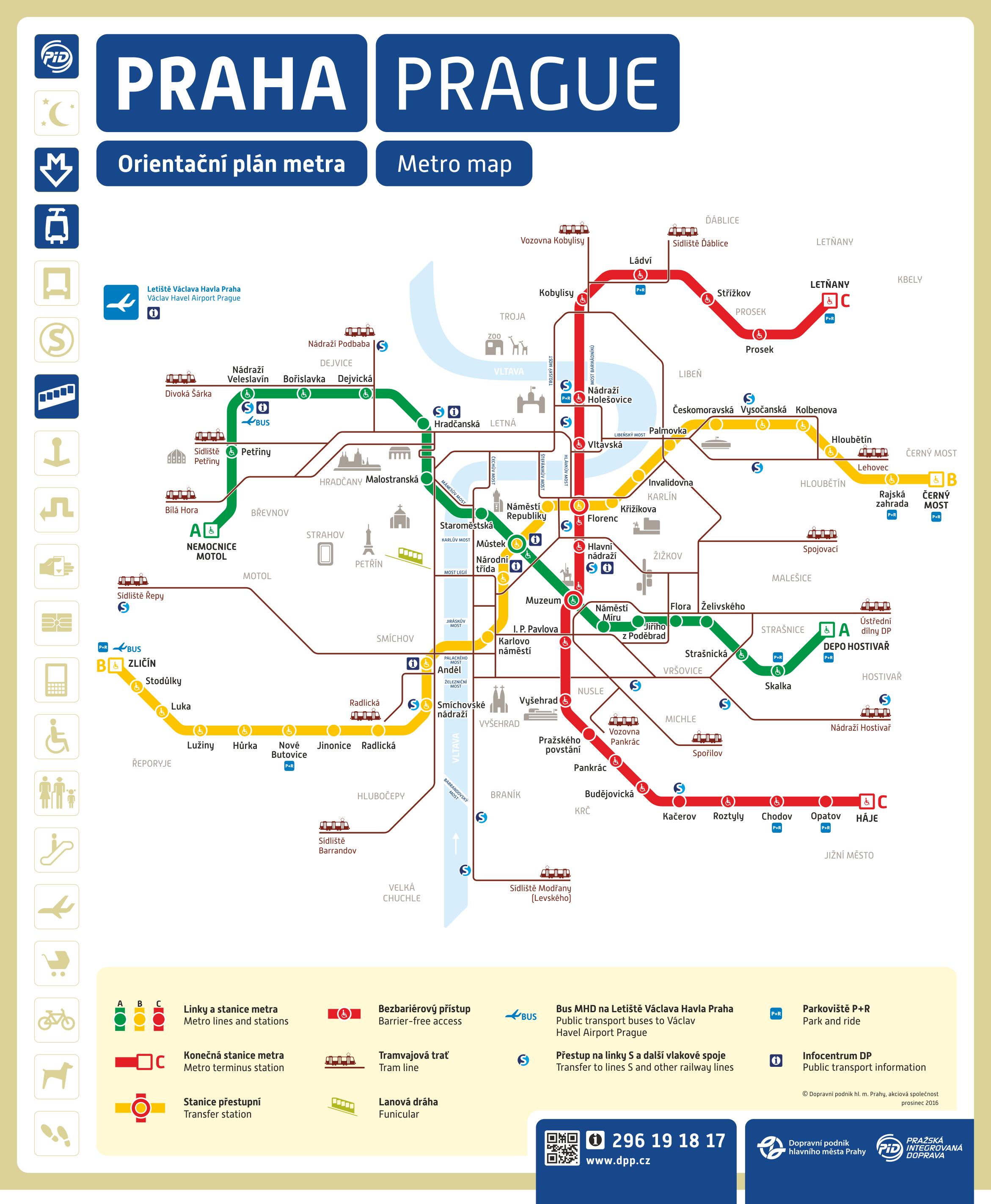 Visit Prague